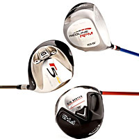 golf driver selection