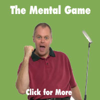 Golf mental game