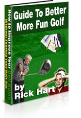 Better golf e-book