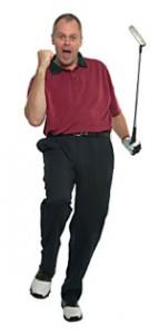 golf attitude