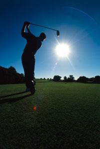 golf club driver
